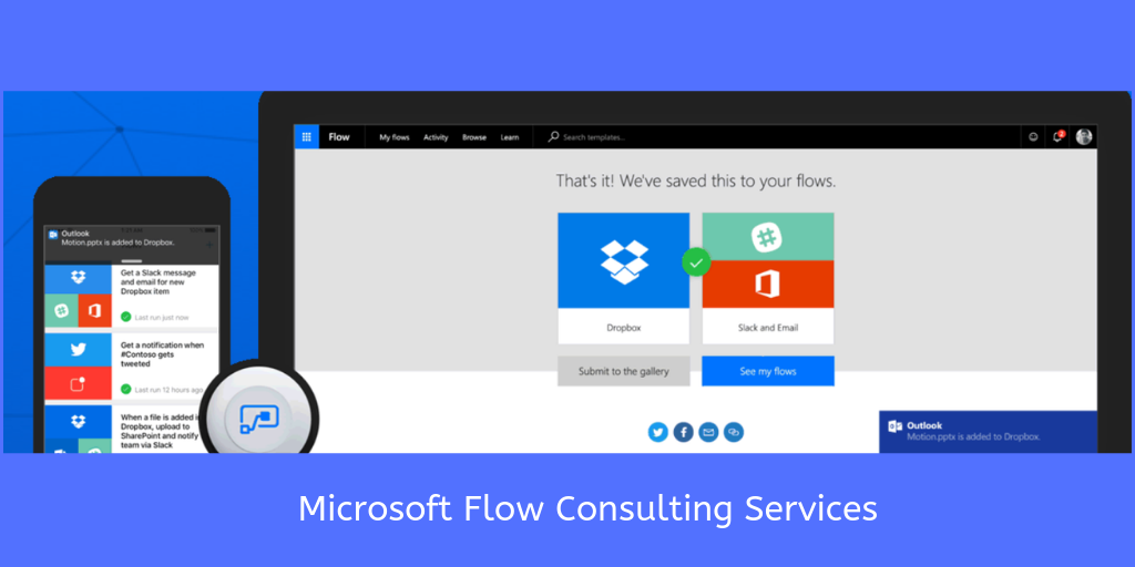 Microsoft Flow Consulting