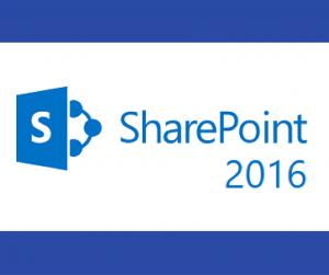 SharePoint 2016