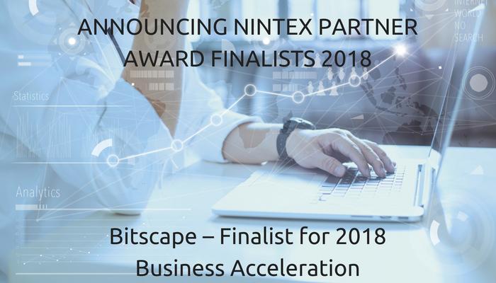 NINTEX-PARTNER-AWARD-FINALISTS-2018 - Bitscape