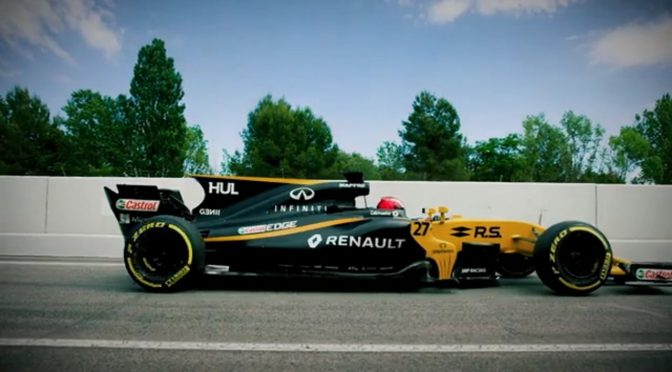 Customer story: Renault Sport Formula One – Dynamics 365