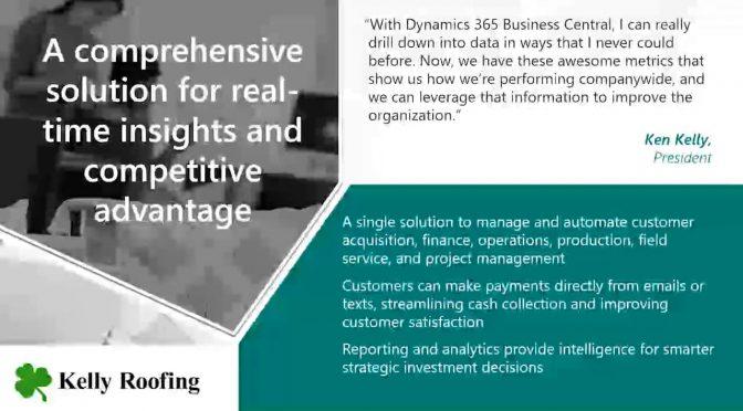 Dynamics 365 Business Central Webinar