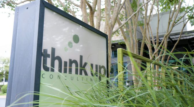 Customer Story: Think Up Consulting | Reduce Costs
