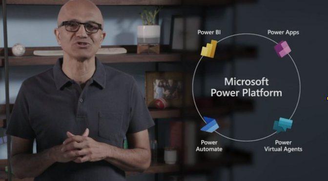 Microsoft Power Platforms – Ignite 2020