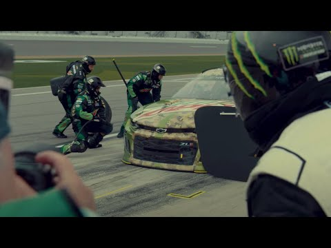 How NASCAR team Hendrick Motorsports uses Microsoft Teams to win races