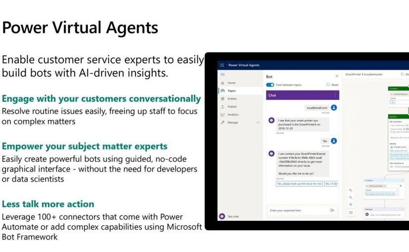Learn how to enable actionable insights and take proactive action with Dynamics 365 | BRK2257