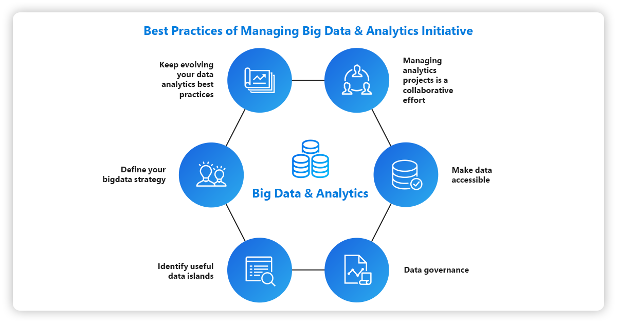 Managing Big Data & Analytics Initiative