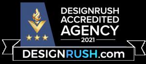 Designrush Accredited Agency Badge 300x133